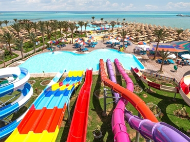 Hawaii Riviera Club Aqua Park - Hurghada
