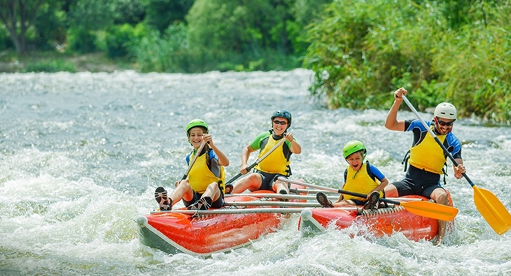 Rafting Sestriere