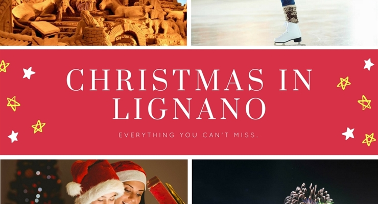 Christmas in Lignano