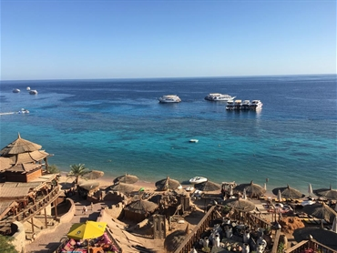Coral Beach Resort Tiran - Sharm el Sheikh