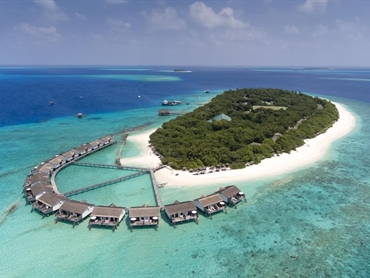 Reethi Beach Resort - Maldive